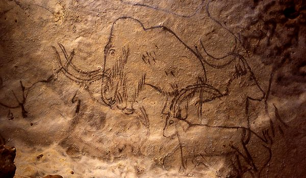 Rouffignac Cave contains over 250 engravings and cave paintings dating back to the Upper Paleolithic